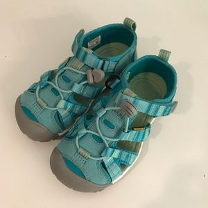 Keen Turquoise Sandal